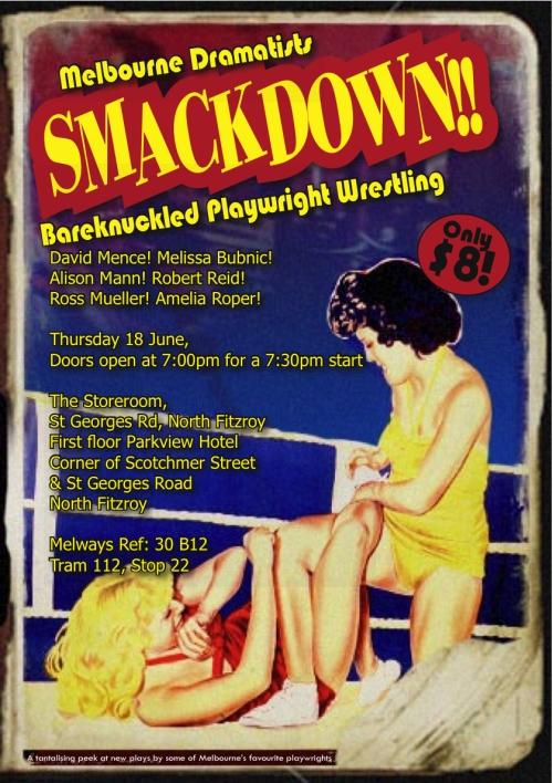 smackdown 3