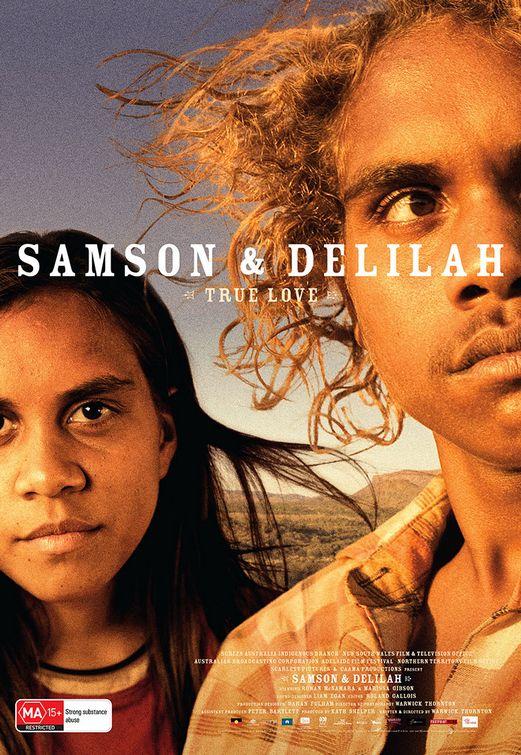 Samson dan Delilah movie